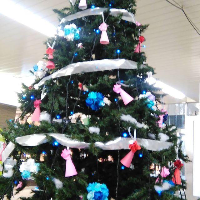 福山駅のクリスマスツリー2 #福山市